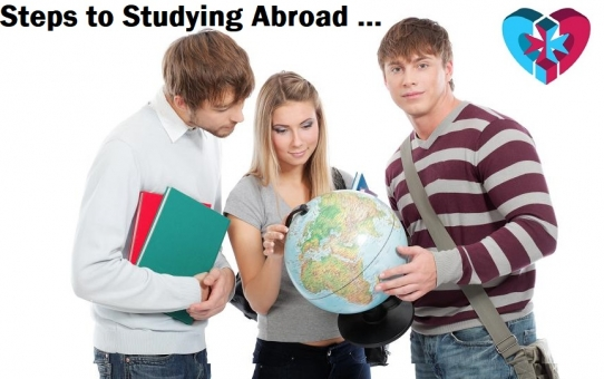 Steps to Studying Abroad